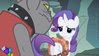 "Rarity ""Did you just call me a mule?"" S1E19"