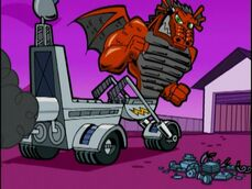 Dragon Bike 6