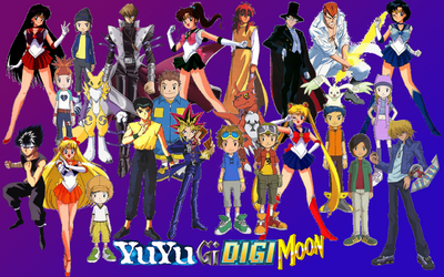 YYGDM Cast