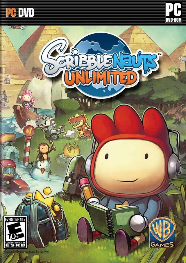 678649 273138 front Scribblenauts Unlimited SKIDROW