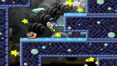 Kirby Super Star Ultra - Revenge Of The King - Stage 2 Illusion Islands