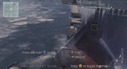 Recon Drone PoV - Player Indicator Arctic Recon MW3