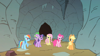 Rainbow Dash let&#39;s go S1E19