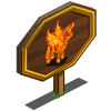 Phoenix Pegacorn Mastery Sign-icon