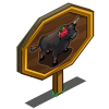 Spanish Bull Mastery Sign-icon
