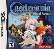 Castlevania Dawn of Sorrow (NA)