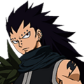 Gajeel Redfox cara