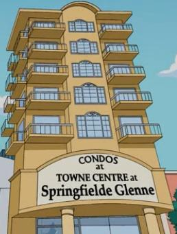 Condos at Towne Centre at Springfielde Glenne