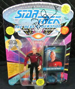 Playmates 1993 Picard 1st Season