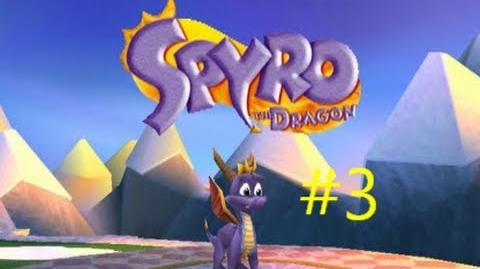 Spyro the Dragon Walkthrough Part 3 Toasty