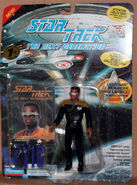 Playmates 1994 La Forge movie uniform