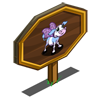 Fairy Calf Mastery Sign-icon