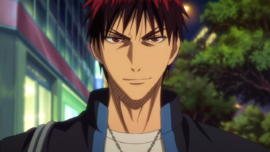 Taiga Kagami anime