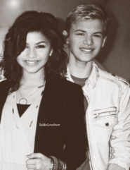 Zendaya kenton duty disney
