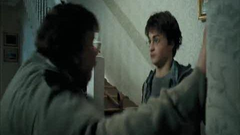 Harry Potter and the Prisoner of Azkaban - Harry decides to leave