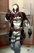Deadpool (Wade Wilson) Uncanny X-Force 31-22 (2012)