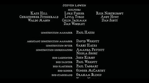 Harry Potter and the Goblet of Fire - ending credits 2 Part 3