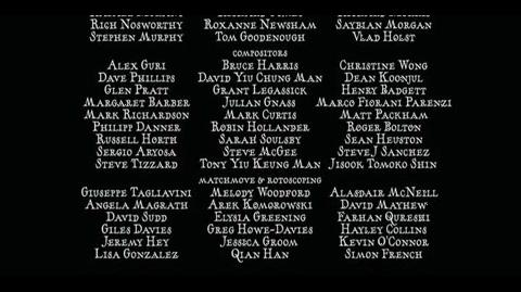 Harry Potter and the Goblet of Fire - ending credits 2 Part 5