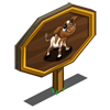 Guernsey Calf Mastery Sign-icon