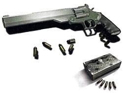 Resident Evil 6 Casino Gun