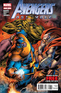 Avengers Assemble Vol 2 8