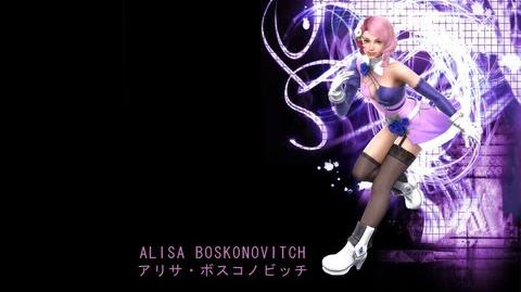 Tekken Tag Tournament 2 Alisa Arcade Ending