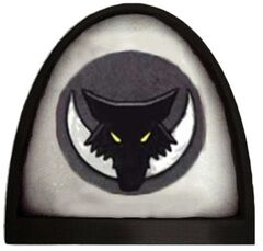 Luna Wolves Shoulder Pad