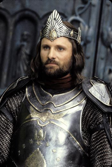 King Aragorn