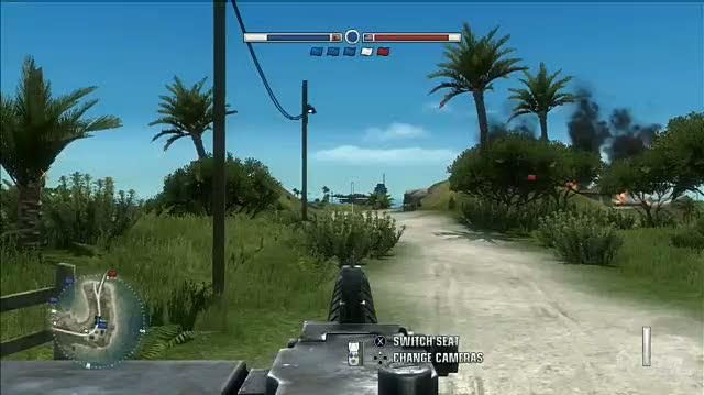 Battlefield 1943 PlayStation 3 Gameplay - Hitch A Ride