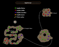 Kalphite Lair map