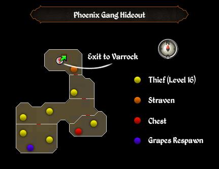 Phoenix Gang Hideout  The RuneScape Wiki