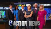 WPVI-TV's Channel 6 Action News' Accu-Weather Video Promo From September 2012