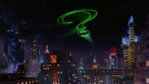 Riddler Batsignal