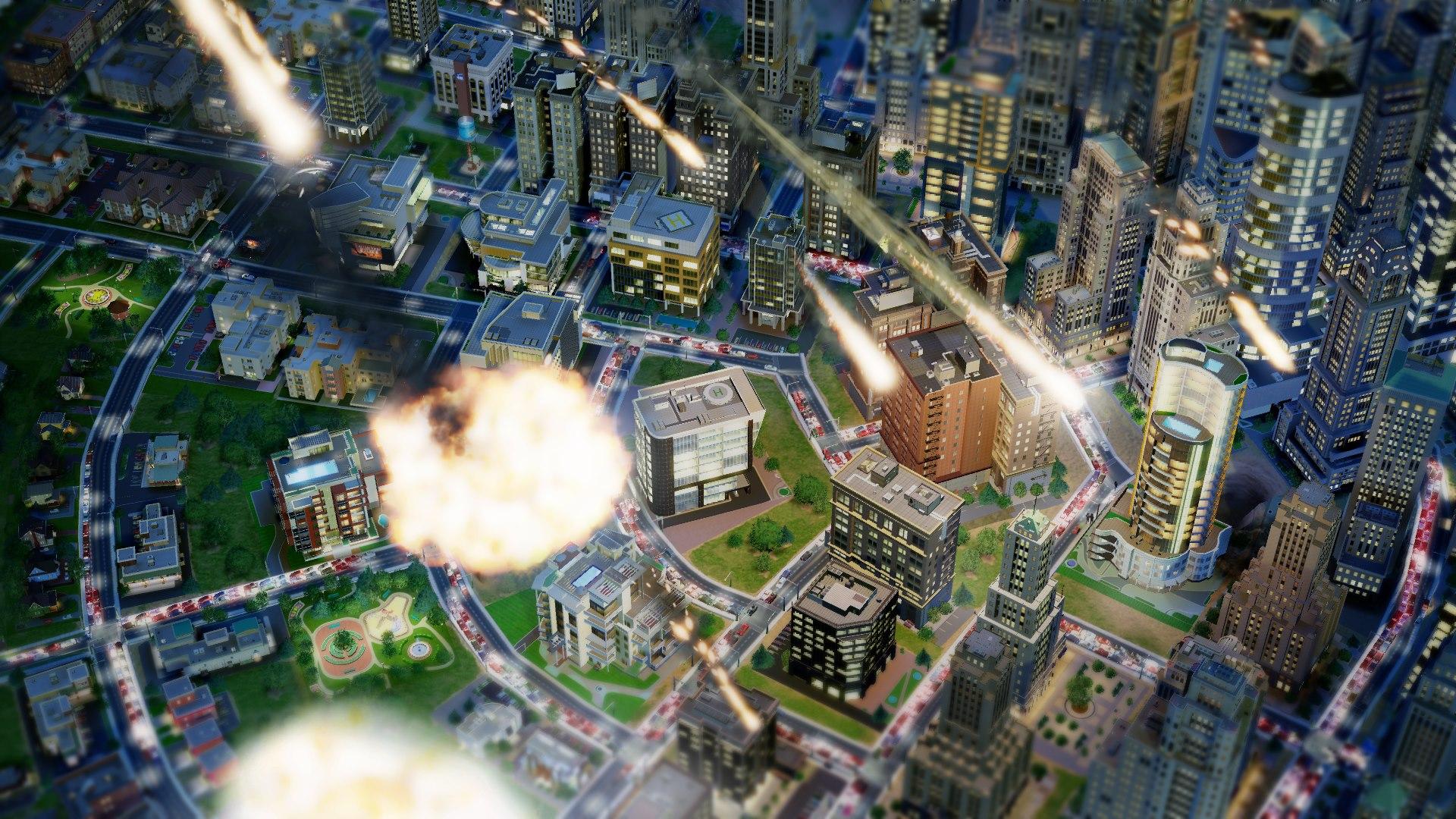 SimCity (2013) появится на Mac в конце этого месяца