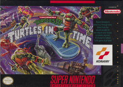 Teenage Mutant Ninja Turtles IV Turtles in Time (NA)