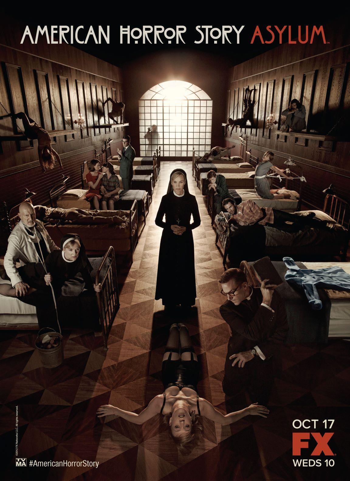 titulo original american horror story asylum estudio de doblaje sdi
