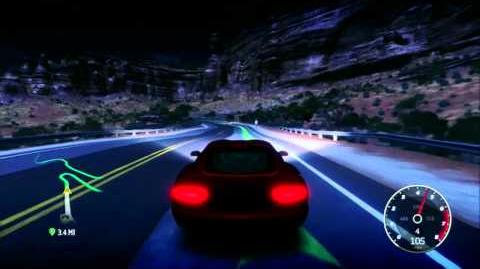 E3 Stage Shows - Forza Horizon - E3 2012 Demo