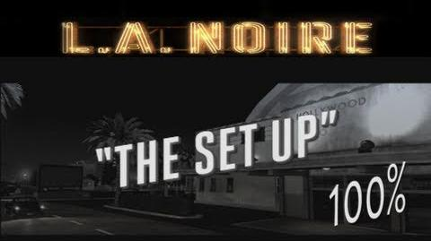 LA Noire - Walkthrough Case 11 The Set Up Part 11 Gameplay