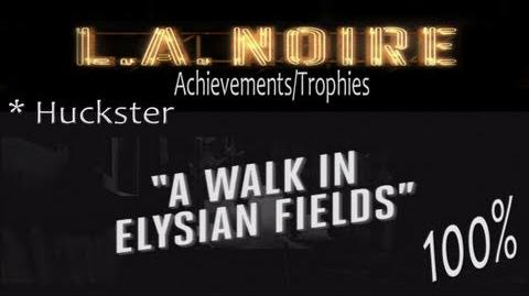 LA Noire - Walkthrough Part 14 Walk in Elysian Fields Gameplay