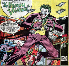 Joker-The Happy Victims!