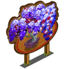 Wisteria Bonsai II Tree Mastery Sign-icon