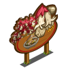 Pomegrante Bonsai II Tree Mastery Sign-icon