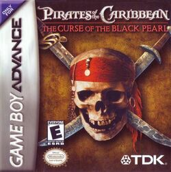 Pirates of the Caribbean The Curse of the Black Pearl (NA)