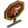 Beach Cow Mastery Sign-icon