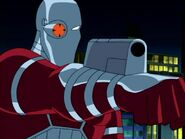 Batman Rouges Deadshot DCAU Deadshot