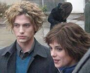 Cullens-Alice and Jasper