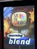 MSNBC's Morning Blend Video Open From 1997