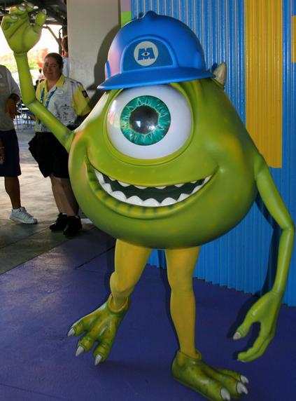 Mike Wazowski Disney Wiki