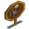 River Float Pug Mastery Sign-icon