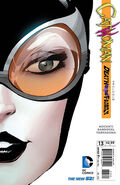 Catwoman Vol 4 13 Die-Cut Cover
